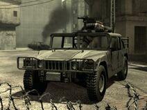 MGS4 Humvee (MIDDLE EAST MILLENNIUM PARK)