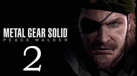Metal Gear Solid Peace Walker 2 5 (Historia Completa Castellano HD)