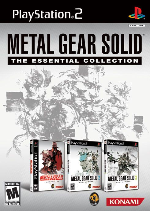 Metal Gear Solid: The Essential Collection | Metal Gear Wiki