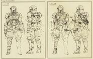 4 Tengu Troops