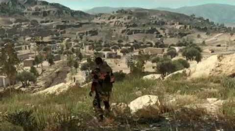 MGSV THE PHANTOM PAIN - E3 2014 GAMEPLAY DEMO (PEGI)