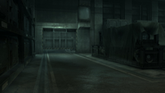 Nuclear warhead storage building Pic 2 (Metal Gear Solid 4)