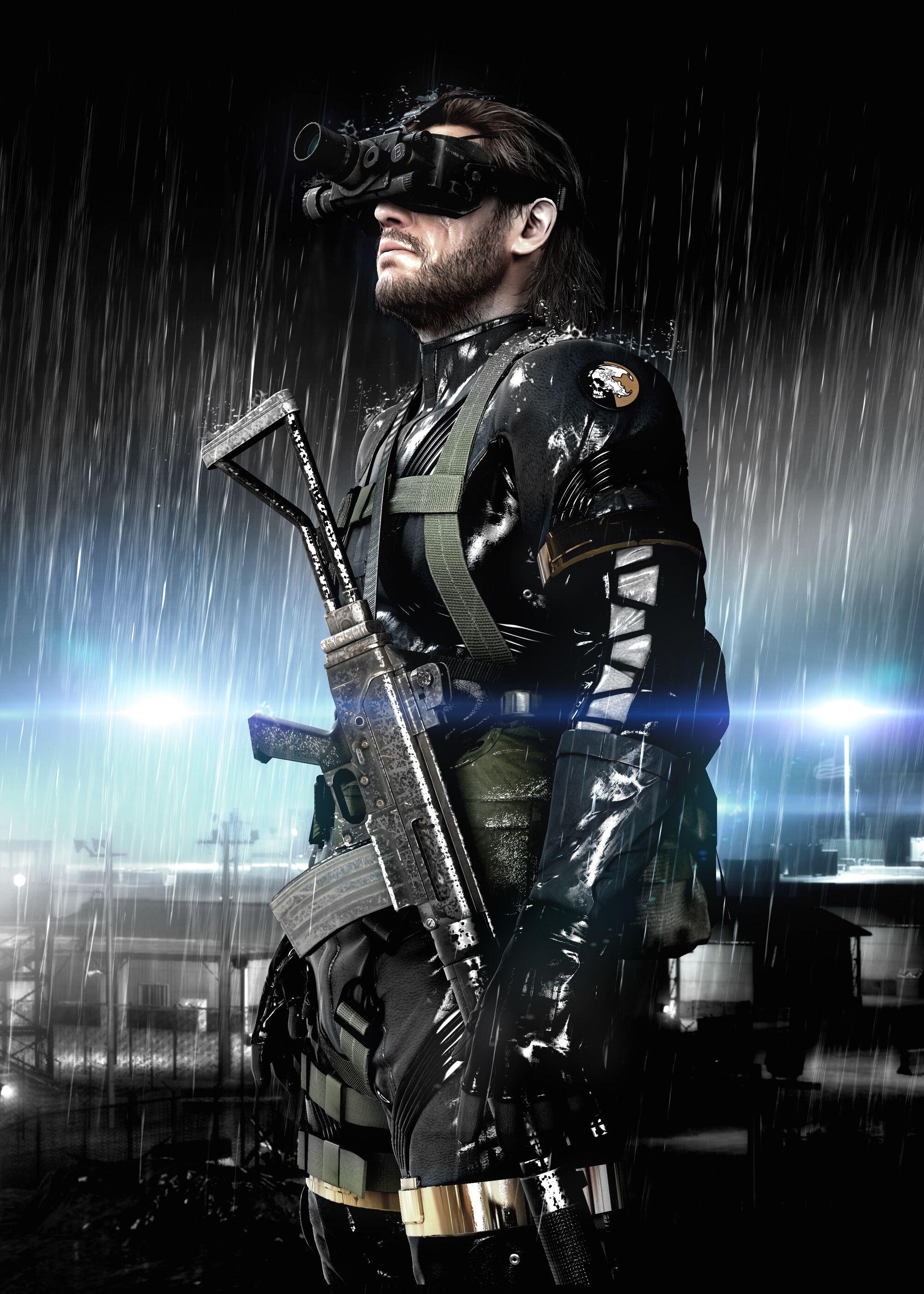 Sneaking Suit | Metal Gear Wiki | FANDOM powered by Wikia