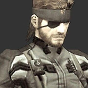 Big Boss Metal Gear Wiki Fandom
