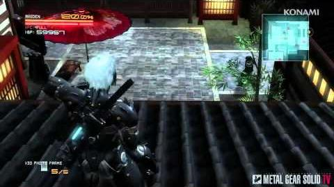 Metal Gear Rising Revengeance - AR Mode Trailer MetalGearSolidTV.com