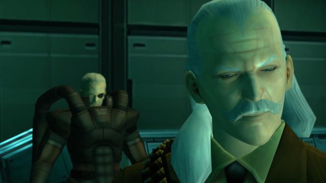 Revolver Ocelot | Metal Gear Wiki | Fandom