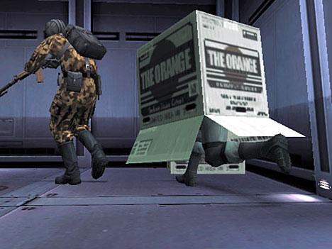cardboard box metal gear wiki fandom powered by wikia