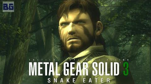 Metal Gear Solid 3 Snake Eater - O Filme (Legendado)