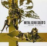 Música de Metal Gear Solid 3