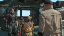 Mgsv snake child soldiers