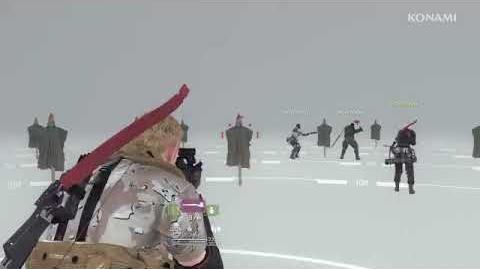 VLOG001 Metal Gear Survive