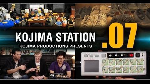 KOJIMA STATION (KojiSta) - Episode 07 Stefanie Infiltrates Kojima Productions 2 The Sound Studio.