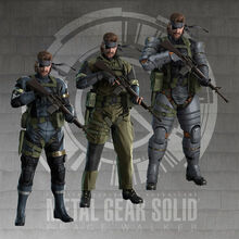 Snake suits