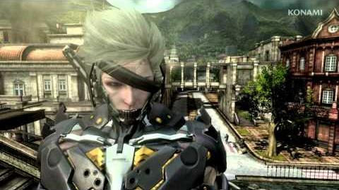 METAL GEAR RISING SUIT OVERVIEW