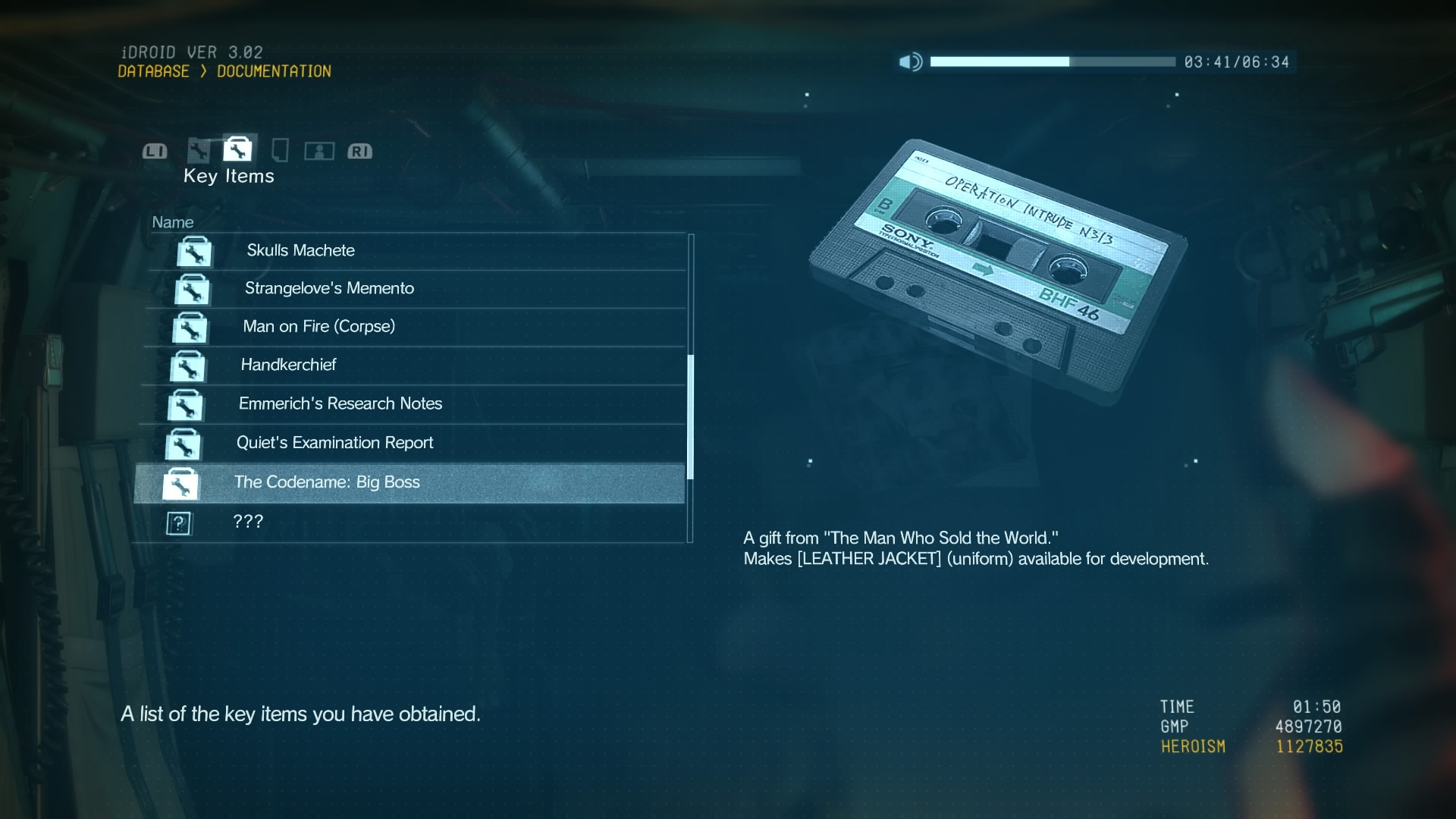Metal Gear Solid V: The Phantom Pain - soundtrack, muzyka