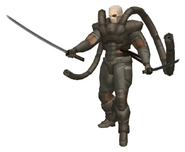 MGS2 Solidus Snake