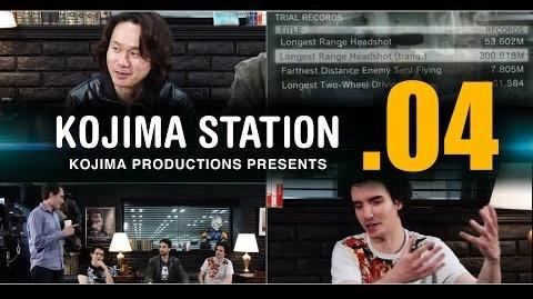 KOJIMA STATION (KojiSta) - Episode 04