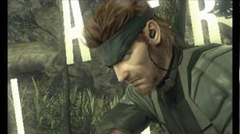 """Metal Gear Solid Snake Eater 3DS """"The NAKED Sample"""""""