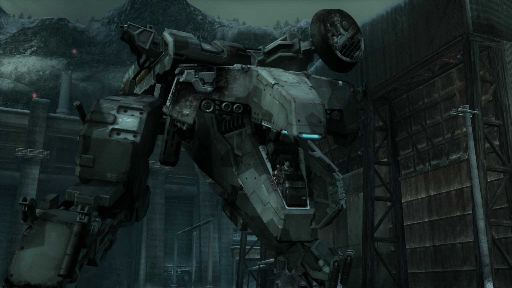 Metal Gear Rex Metal Gear Wiki Fandom