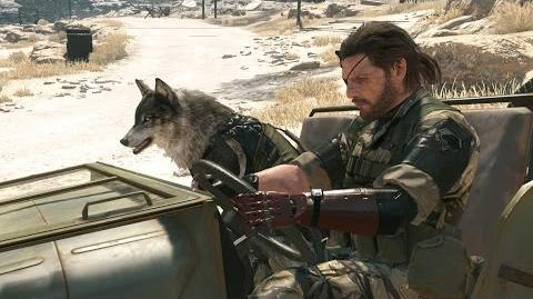 【公式】E3 2015 GAME PLAY DEMO 前編 METAL GEAR SOLID V THE PHANTOM PAIN (日本語音声版)