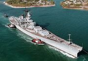 USS misouri ship 2