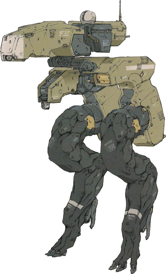 Gekko | Metal Gear Wiki | FANDOM powered by Wikia