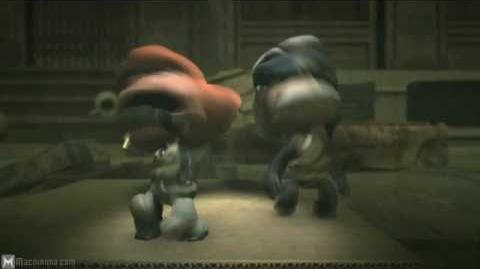 LittleBigPlanet - Metal Gear Solid 4 Content (Game Trailer HD)