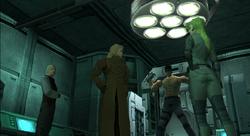 MGS1 Snake interrogation