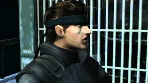 METAL GEAR SOLID THE TWIN SNAKES HD EDITION TGS 2003 ストーリー トレイラー