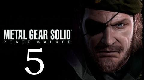Metal Gear Solid Peace Walker 5 5 (Historia Completa Castellano HD)-0