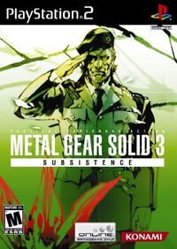 Metal Gear Solid Subsistence