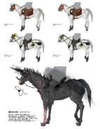 D Horse Concept 1