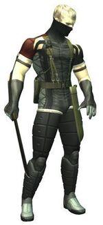 Gray Fox Metal Gear Wiki Fandom Powered By Wikia