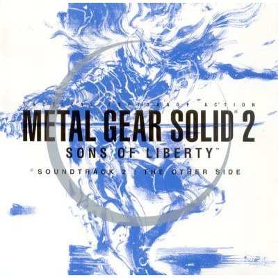 mgs2 soundtrack