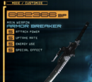 Metal Gear Rising: Revengeance weapons