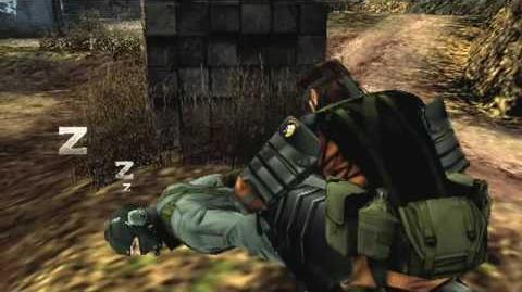 Metal Gear Solid Peacewalker - Official E3 Trailer