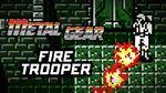 Metal Gear (PS3) - Fire Trooper Boss Battle Gameplay Playthrough (Part 7)