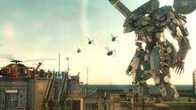 Metal Gear Sahelantropus 5