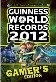 Guinness world records 2012 gamers edition