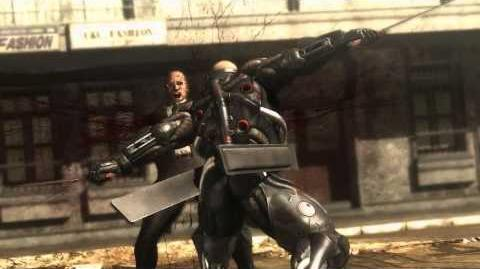 Metal Gear Rising Revengeance - World Tour 2013 Launch Party English Story Trailer (HD 720p)