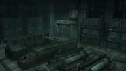 Nuclear Warhead Storage Building Pic 5 (Metal Gear Solid 4)