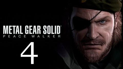 Metal Gear Solid Peace Walker 4 5 (Historia Completa Castellano HD)