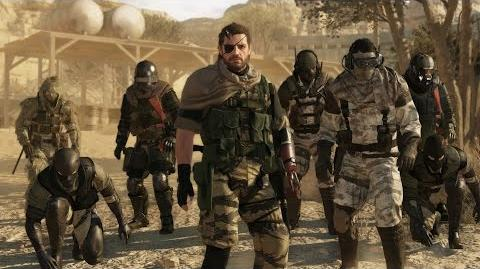 METAL GEAR ONLINE - WORLD PREMIERE TRAILER KONAMI (ESRB)-0