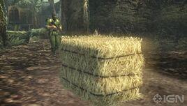 Straw-box