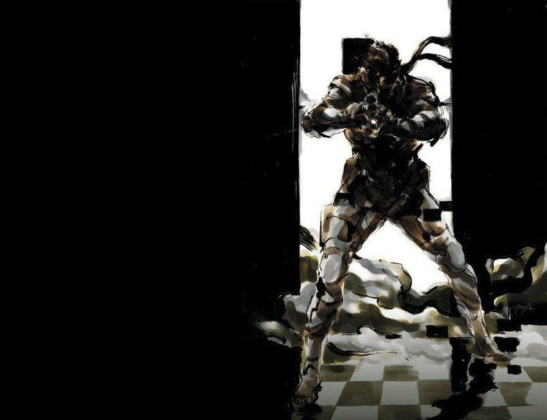 Metal Gear series (8)