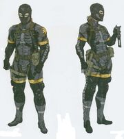 Outer Heaven Uniform