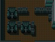 Outer Heaven tanks