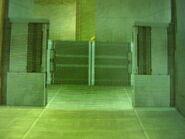 Prison interior electric security door