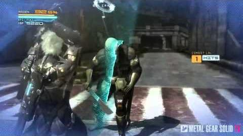 Metal Gear Rising Revengeance - Parrying And Multiple Cuts MetalGearSolidTV.com