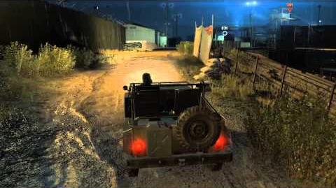 "METAL GEAR SOLID V Ground Zeroes ""Nightplay Mission"" U.S. Version"